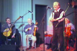 St Andrew's in the Square Fiddlers at the Star Folk Club